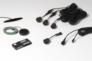 Flashpoint FPS412 Rear Parking System Wired Kit Laserline