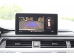 Audi A1, A3, A4, A5 Genuine Audi Reverse Camera High Lincs