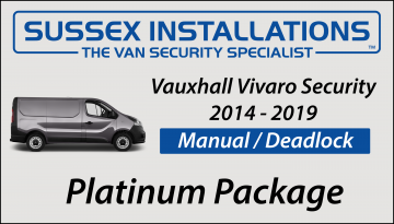 Sussex Installations VAU5-PP-1S-RB-D Sussex - London & The South East