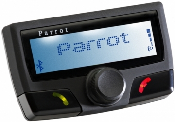 Parrot CK3100 LCD Bluetooth handsfree car kit with LCD display WEST YORKSHIRE