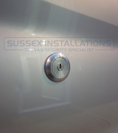 Sussex Installations FOR2-RL-SR REP LOCK FORD TRANSIT (2014 ONWARDS) Ford Transit MK8 replacement drivers door lock London