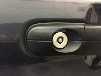 Sussex Installations FOR5-RL REP LOCK FORD CONNECT (2014 ONWARDS) Ford Connect replacement drivers door lock Rye