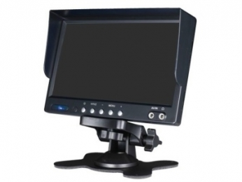 ParkSafe PS060 6 Colour LCD Monitor WEST MIDLANDS