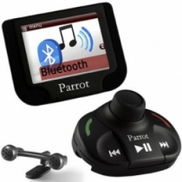 Parrot MKi9200 A full system dedicated to conversation and music in car with colour TFT 24rsquo Screen Made for iPod  NORTHANTS
