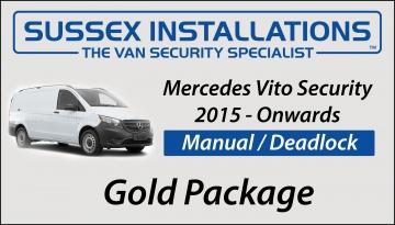 Sussex Installations MER4-GP-D MERCEDES VITO (2015 ONWARDS) - GO...