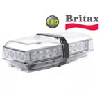 Britax A101 Single Bolt Mini Light Bar Britax A101 LED 1 Bolt Amber Mini lightbar  LEICESTERSHIRE