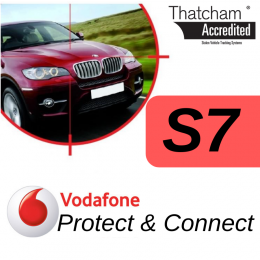 Cobra COBRA Connect 7 Thatcham S7 Stolen recovered tracking Fully installed cobra connect 7 tracking system BERKSHIRE