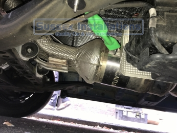 CATLOC CAT1044 - VW CRAFTER (2017 ONWARDS) CATLOC 1044 Catalytic Converter Protection System Volkswagen Crafter 2017 Onwards Euro 6 Sussex - London & The South East