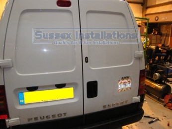 Sussex Installations T SERIES DEADLOCKS - PEUGEOT Sussex - London & The South East
