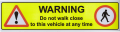 ifitstuff Fresnel Lens and Warning Sticker Complete set of warning stickers and fresnel lens Cambridgeshire