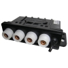 Steelmate PTS400QC 1224V 4 sensor rear only kit with wireless display  Truck  Motorhome  Special application OXFORDSHIRE