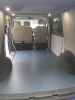 Savvi Van lining Vw Transporter Vw T5 Van lining  Sound Deadening insulating Carpet lining from pound300 OXFORDSHIRE