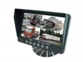 ParkSafe PS025 Heavy Duty  7 Colour Quad Monitor DURHAM