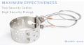 CATLOC 1002 Catalytic Converter Anti Theft Device HAMPSHIRE