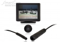 AmeriCam K1 Reversing Camera Kit Through bumper reversing camera kit DURHAM