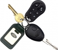 Autowatch key guard Anti key theft immobiliser. Single point immobiliser with pin code disarm NORTHUMBERLAND