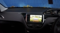 CAR PHONE INSTALLATIONS  Peugeot integrated reverse camera system BERKSHIRE