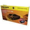 Steelmate PTS800EX-M8 Fully fitted front and rear parking sensor kit with visual displays carphone services
