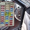 Auto Electrical Fuses Blowing Fuses Blowing  Short Circuits KENT