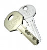 Locks 4 Vans T Series Replacement Key Newcastle