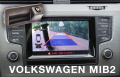 VW Golf, Passat, Polo, Tiguan, T-Ro Aftermarket Reversing Camera Lincs