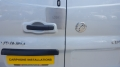 Locks 4 Vans Vauxhall Vivaro Armoured Shield  Aarmoured Plate Against Door Lock Attack BERKSHIRE