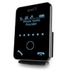 Bury CC9058 Bluetoothreg handsfree device with touch screen display and battery charge function for your mobile telephone LOTHIAN