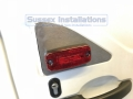 Sussex Installations NIS6-BRAKESHIELD NV400 BRAKE LIGHT Metal security replacement brake light for the Nissan NV400 2010 onwards shape van Sussex - London & The South East