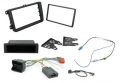 Alpine VW-1 VW 2DIN Perfect Fitting Kit carphone services