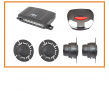 MotorMax MM01FF Parking Sensor Flush Fit Set West Midlands - Birmingham, Worc