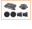 MotorMax MM03COM Parking Sensors Rubber Set GREATER MANCHESTER