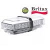 Britax A101 Single Bolt Mini Light Bar Britax A101 LED 1 Bolt Amber Mini lightbar  LEICESTERSHIRE