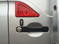 Sussex Installations VAU6-SH VAUXHALL MOVANO SLAM HAN (2010 ONWARDS) Sam handle  Metal replacement handles for the plastic original handle with Slamlock for Vauxhall Movano 2010 onwards Sussex - London & The South East