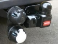 Towbar Dual Towbar with dual electrics NORTHUMBERLAND