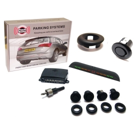 ParkSafe PS746 Front Parking Sensors Fully fitted 4 sensor front parking sensors System  Optional Display London