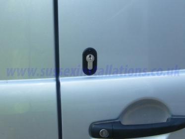 Locks 4 Vans S SERIES VAN DEADLOCKS GENERAL Locks 4 Vans S Series deadlocks Sussex - London & The South East