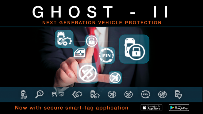 Autowatch Ghost II Immobiliser  You Deserve Piece Of Mind Sussex - London & The South East